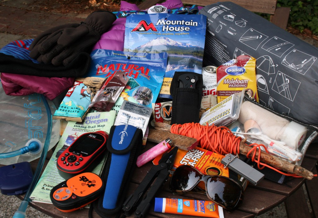 10 Essentials for Backpacking