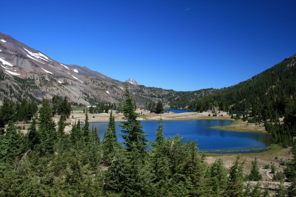 Green Lakes Basin