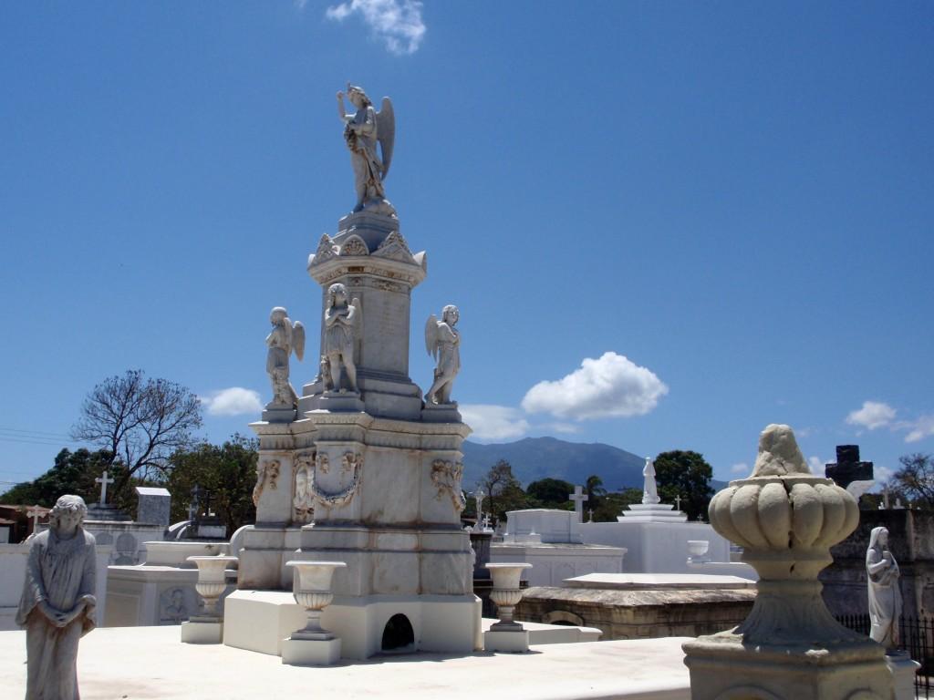 Granada's cemetery