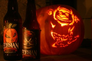 Elysian The Great Pumpkin and Elysian Night Owl