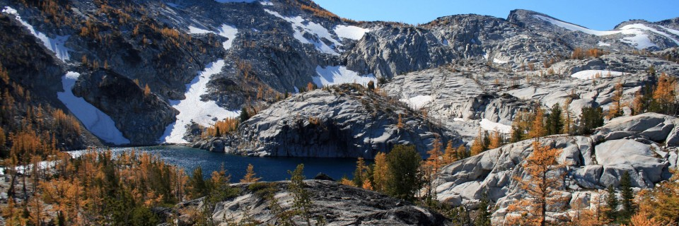 Fall Color in the Enchantments