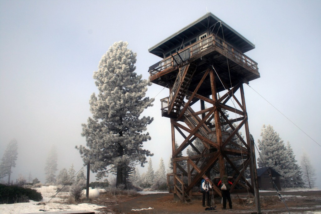 five mile butte lookout