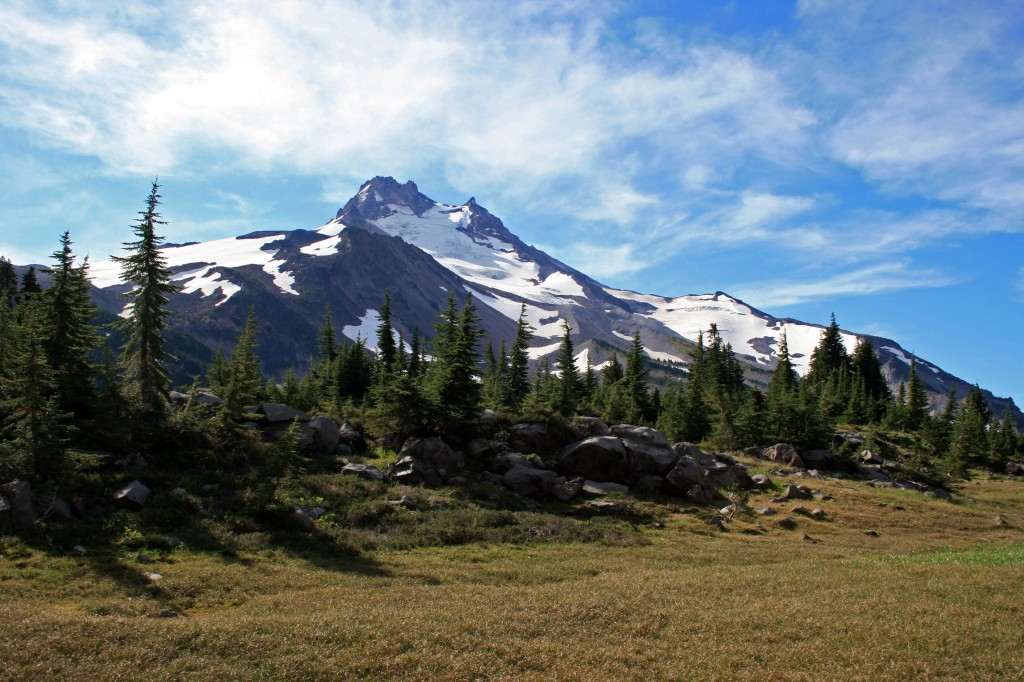 View of Mt. Jefferson