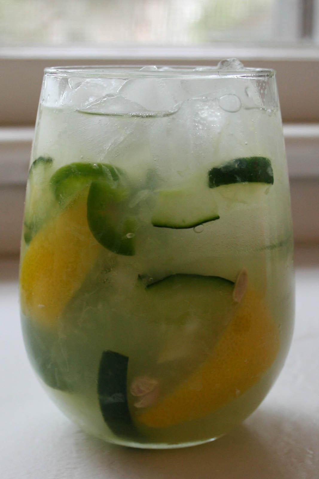 jalapeno cucumber margarita