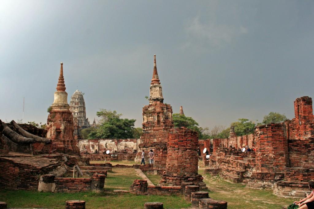 Ayuthaya Ruins