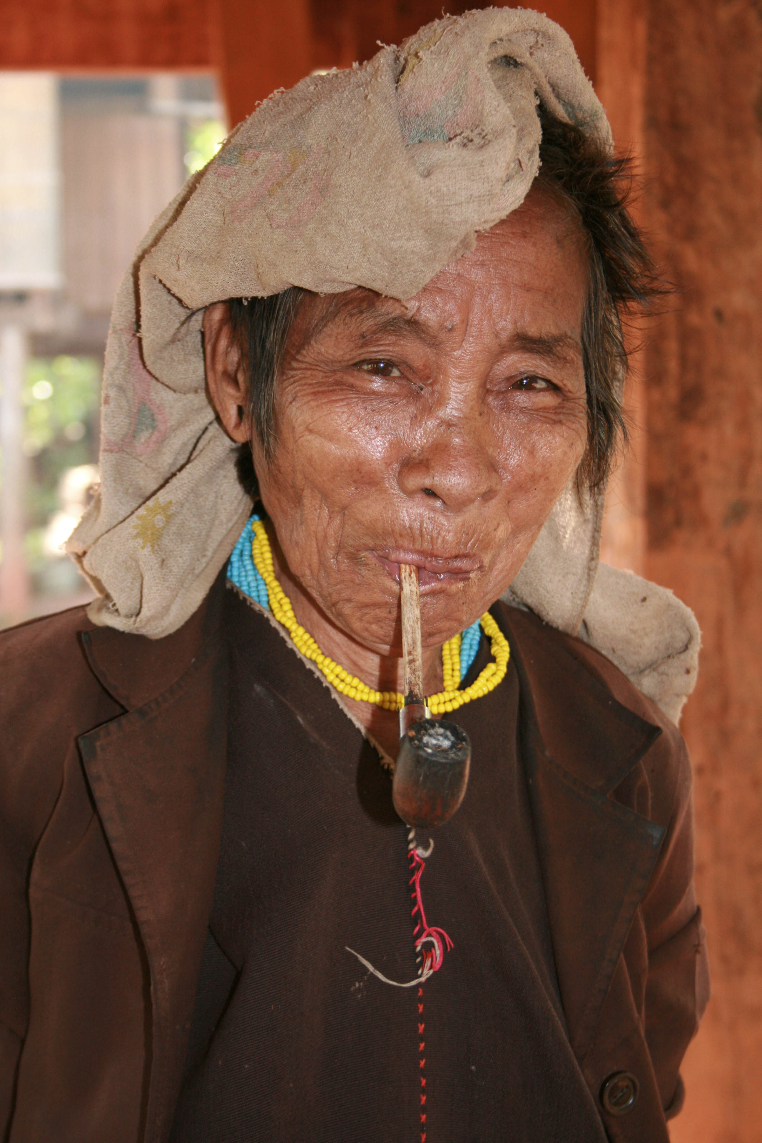 mae sariang salawin grandma