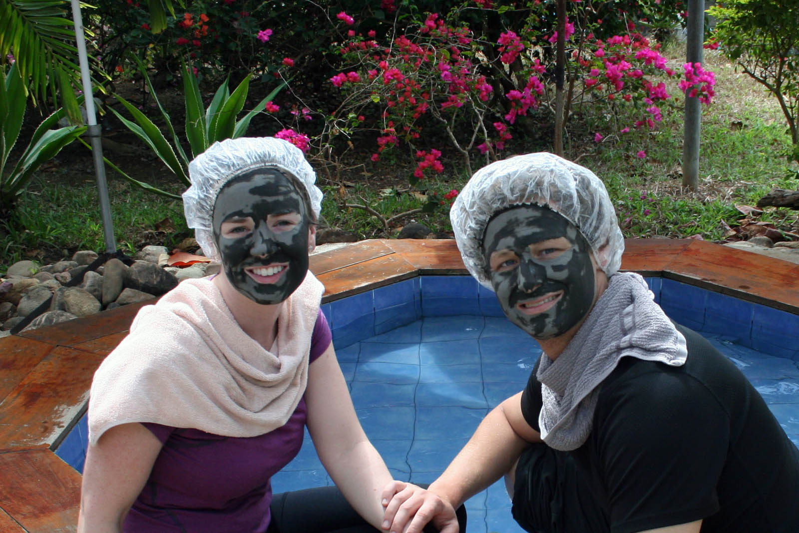 mae hong son loop mud spa