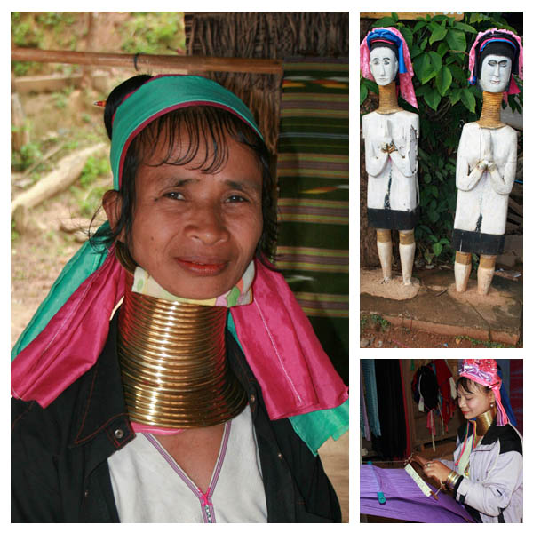 Mae Hong Son Long Neck