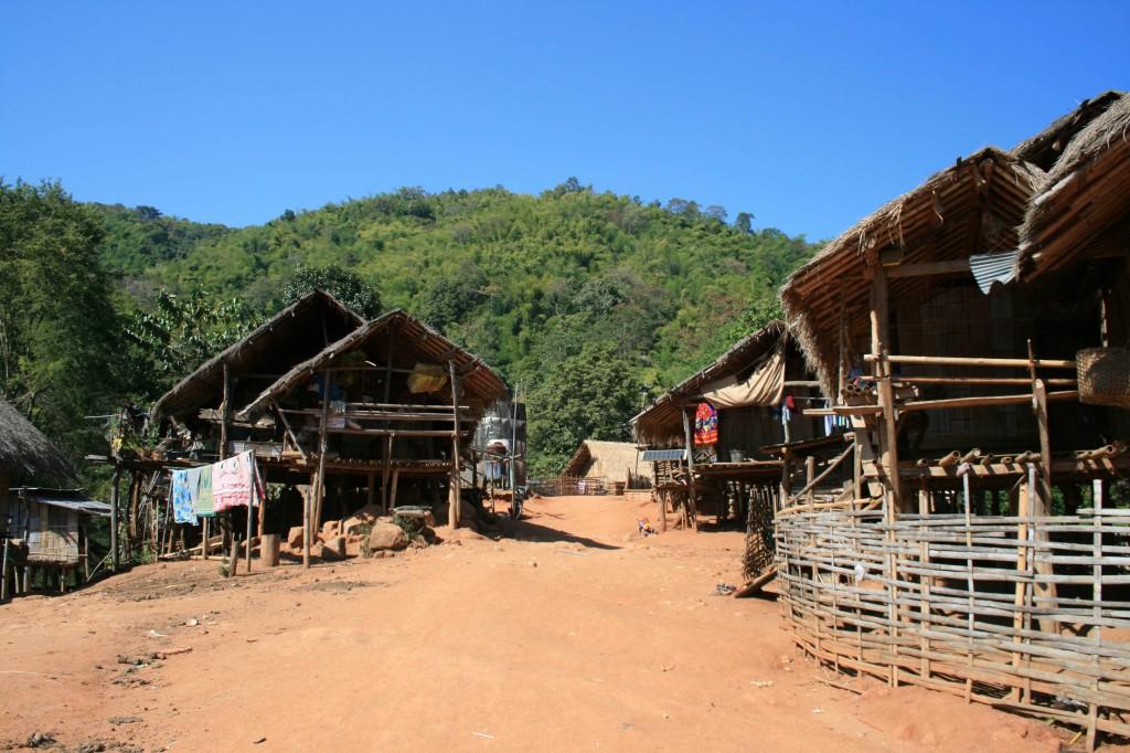 Chiang Rai village AATour
