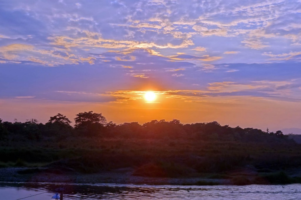 Chitwan Sunset