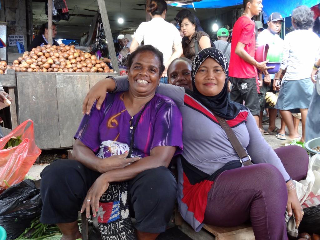Sorong Salak Vendors