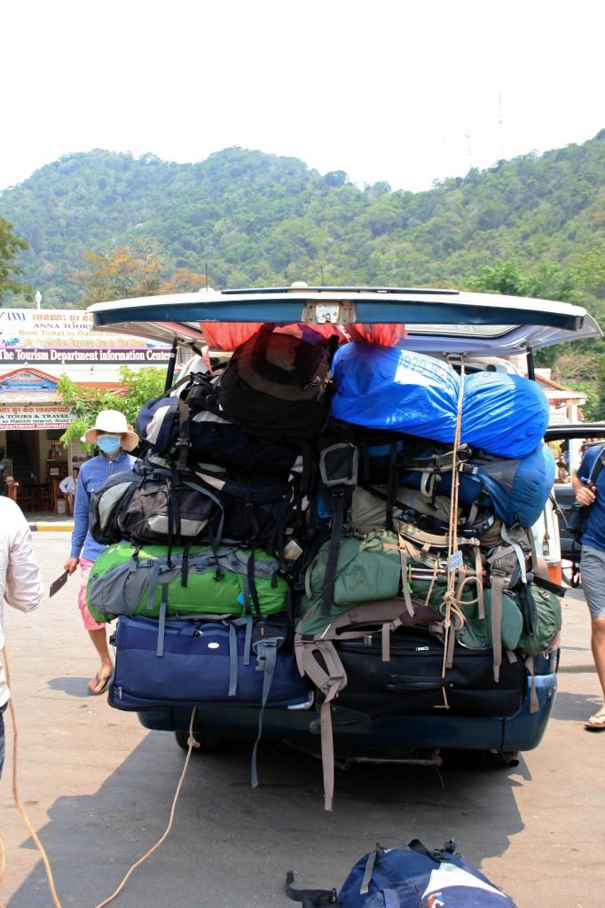 Cambodia Vietnam Border