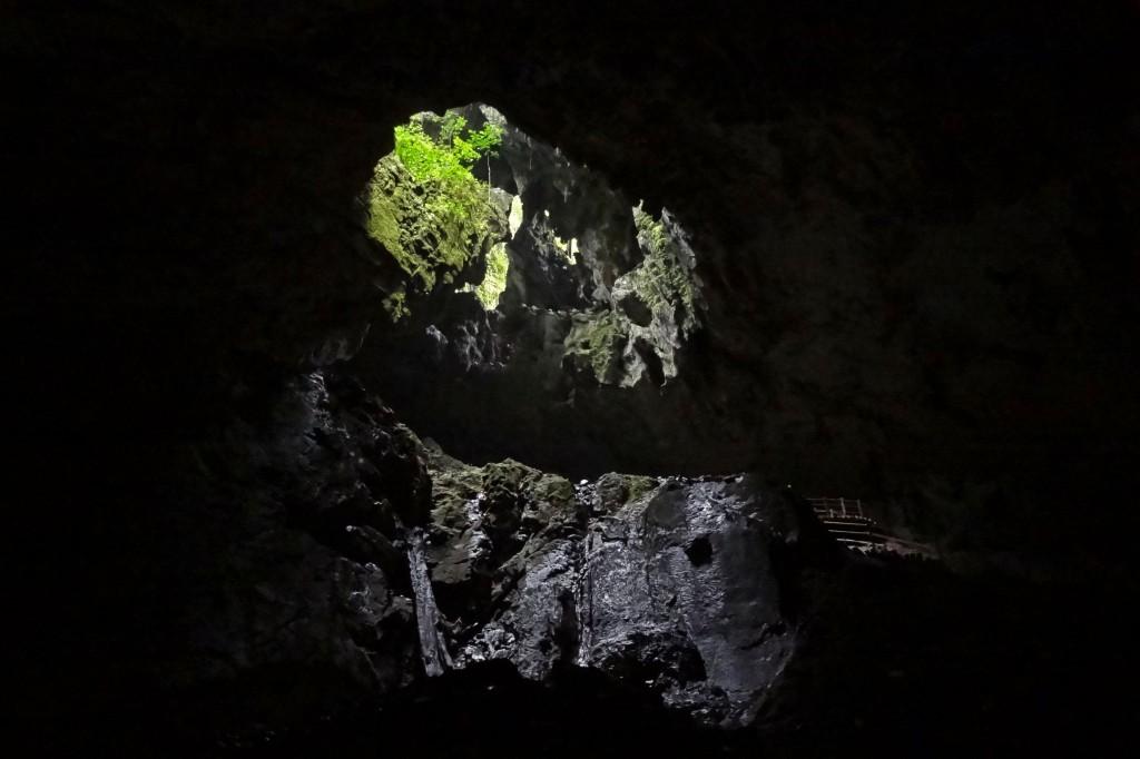 Malaysia, Gunung Mulu, Cave Skylight