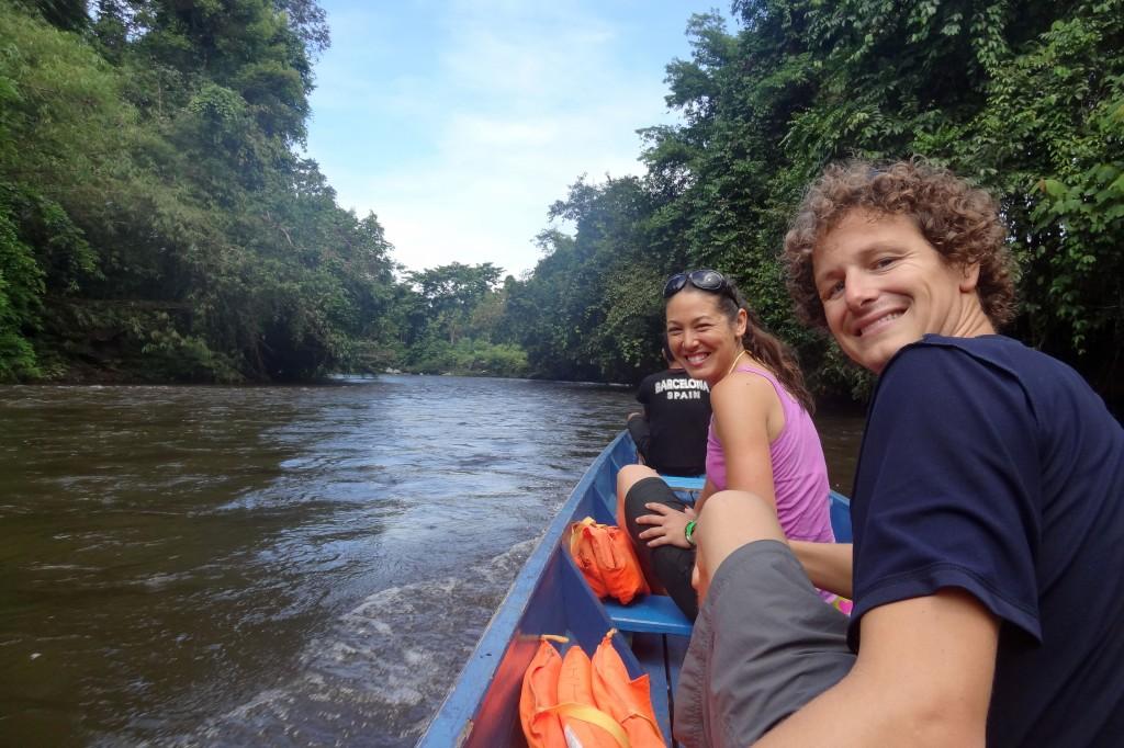 Malaysia, Gunung Mulu River