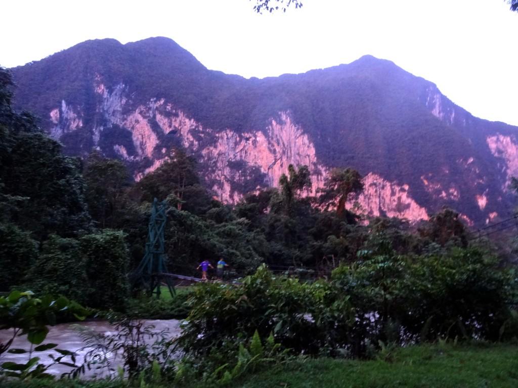 Malaysia, Gunung Mulu Camp 5