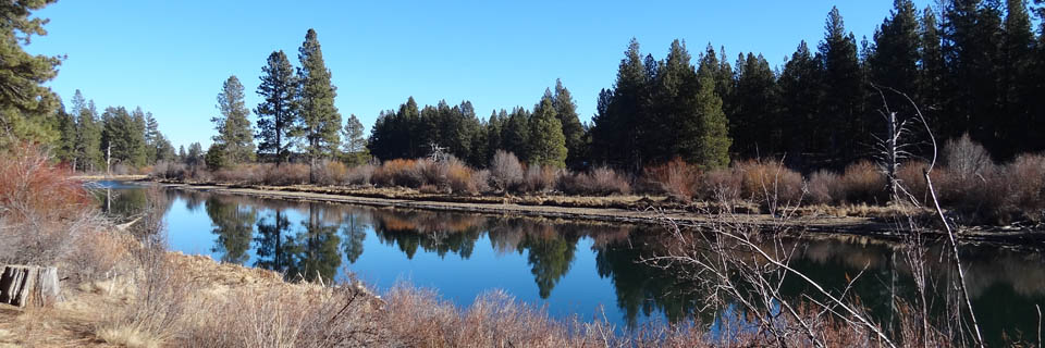 Deschutes River Trail header