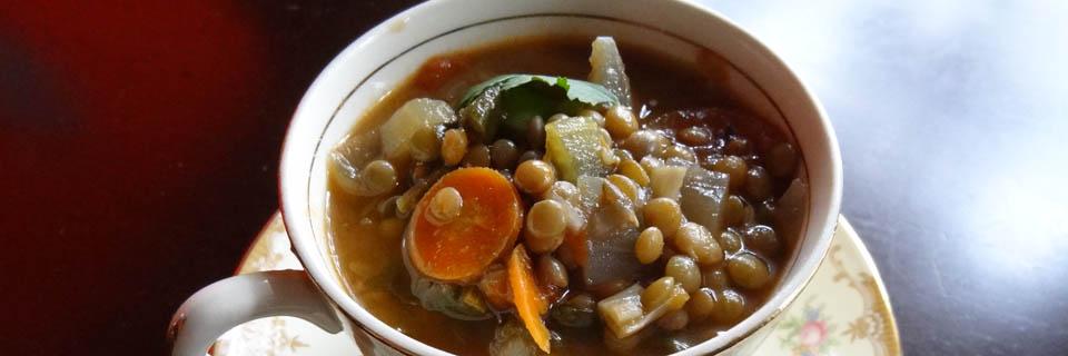 lentil soup header