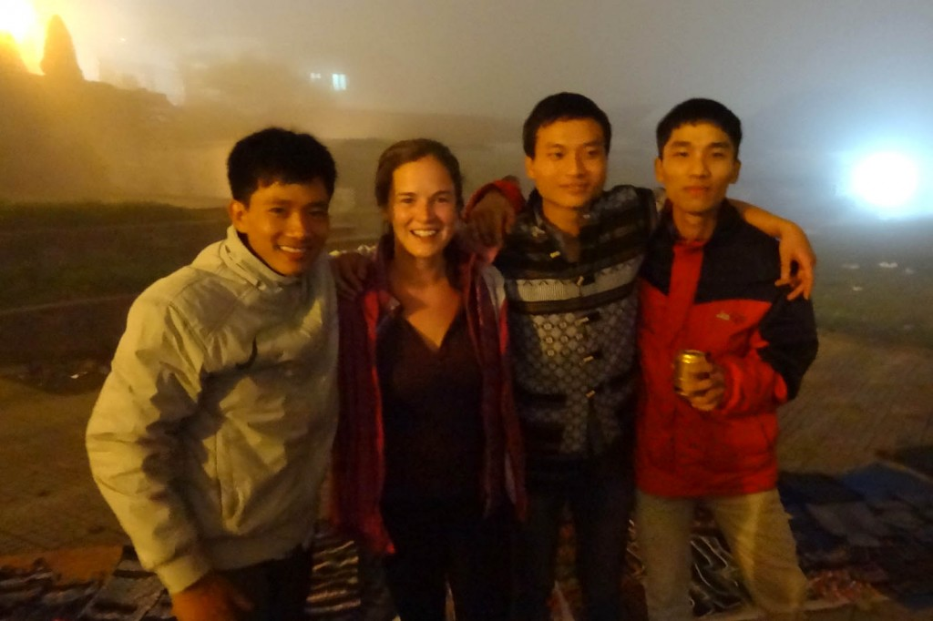 Sapa friends love market