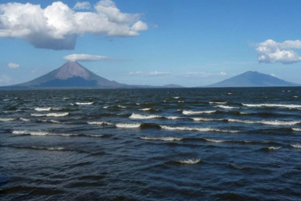 Isla de Ometepe volcanoes