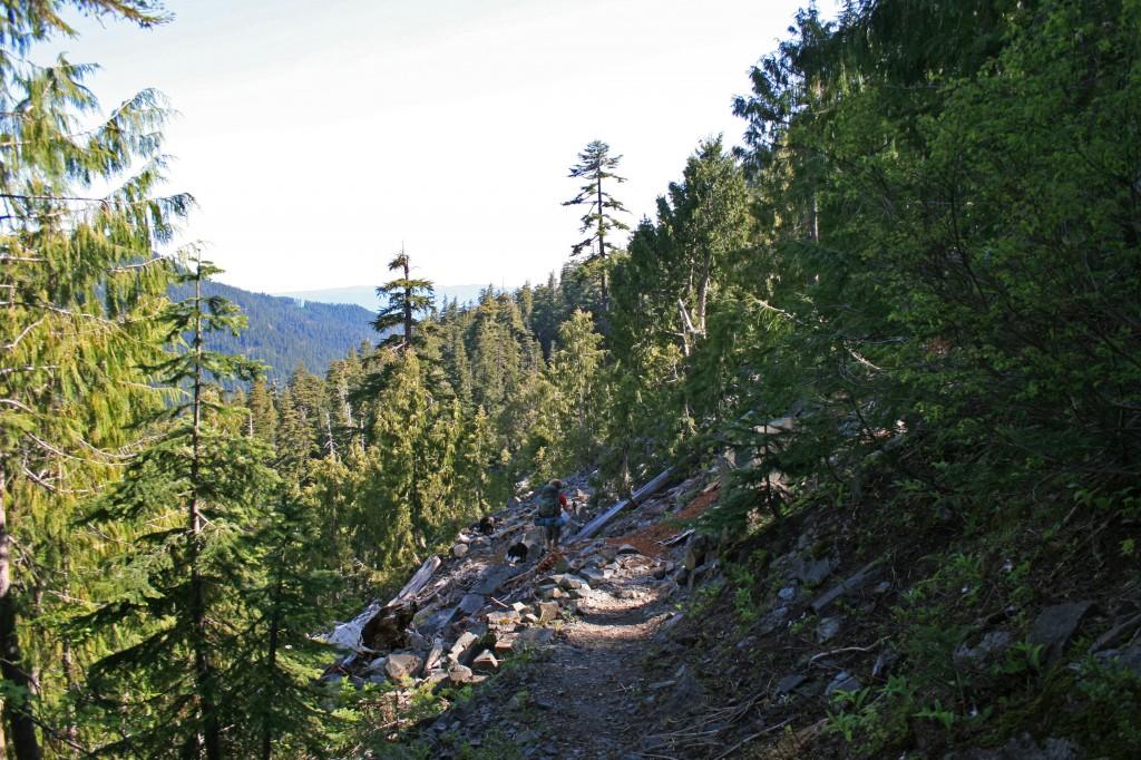 big-slide-lake-trail